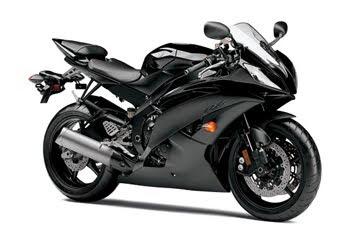 MOTORCYCLE YAMAHA YZF R6 2011