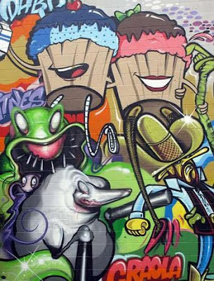 CARTOON CHARACTER DESIGN STYLE GRAFFITI MURAL BY MILA MURAL, CARTOON , GRAFFITI, DESIGN, CHARACTERS, GRAFFITI DESIGN CARTOON, GRAFFITI CARTOON, GRAFFITI MURAL, GRAFFITI MURAL CHARACTERS CARTOON
