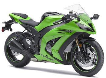 MOTORCYCLE KAWASAKI NINJA ZX-10R ABS 2011-TOURING