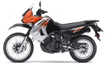 MOTORCYCLE KAWASAKI KLR 650 2011-DUAL PURPOSE