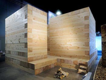 Sauna modern design  korean home style: MODERN DESIGN OF TIMBER STRUCTURES SAUNA ...