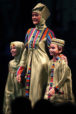 http://muslimmfashion.blogspot.com/, Muslim, Dress, Fashion, show, in Jakarta