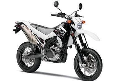 Yamaha, WR250X, motorcycle