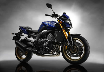 Yamaha, FZ8, motorcycle, engine, model