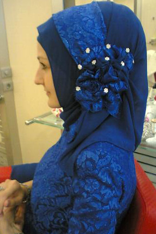 MUSIM HIJAB GIRLS HIJAB STYLE-COLLECTION BEAU