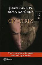 Cicatríz: JUAN CARLOS SOSA AZPÚRUA.  Planeta