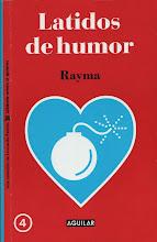 Latidos de humor. Rayma. Aguilar