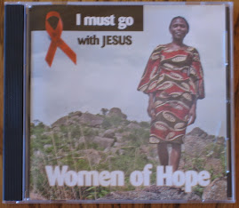 Women of Hope Music CD - $12