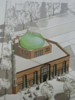 Proposed Masjid