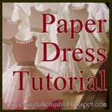 Paper Dress Tutorial