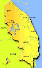 ~ peta Terengganu ~