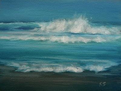 Ocean Beach Storm
