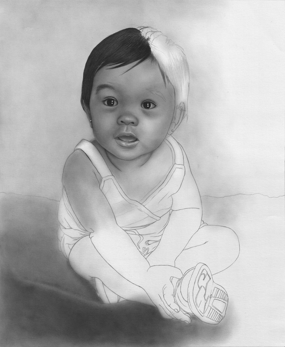 art pencil drawing