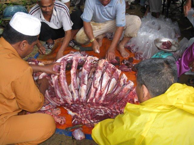 proses melapah daging korban 2008