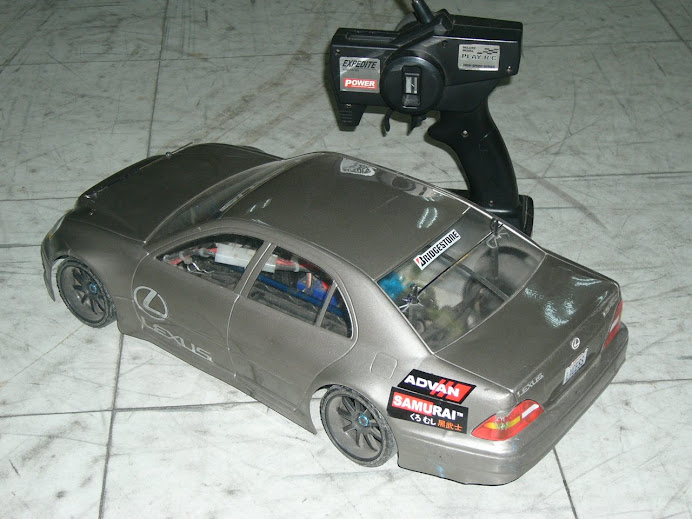 Team Associated Drift RC