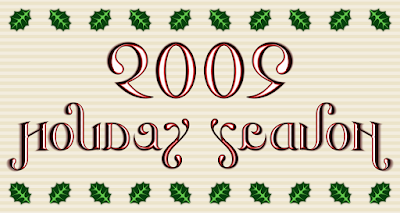 2009 Holiday Season