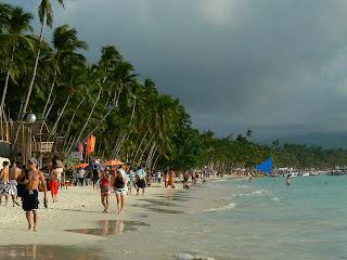Plaja Alba Boracay