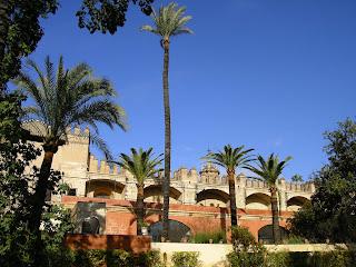 Imagini Andaluzia: Alcazar Sevilla