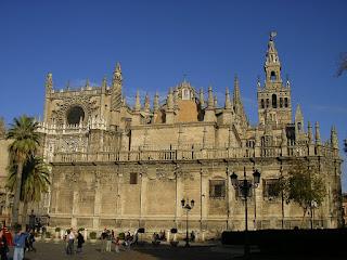 Imagini Andaluzia: Catedrala Sevilla