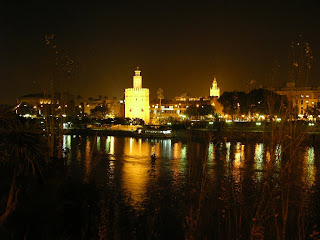 Imagini Andaluzia: Sevilla by night