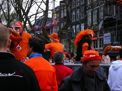1 mai in Amsterdam