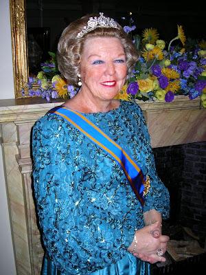 Regina Olanda
