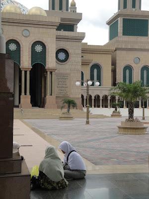 Moscheea Samarinda Kalimantan