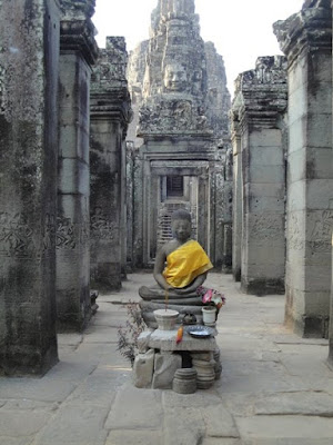 Obiective turistice Angkor Wat: templu budist