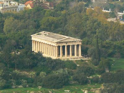 Templul lui Hefaistos din Agora