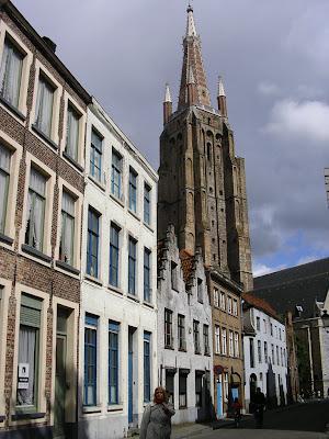 Obiective turistice Belgia: Catedrala Sf. Maria Brugge