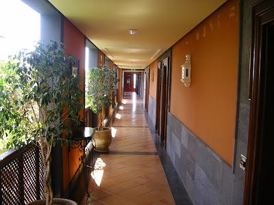 Coridoare hotel