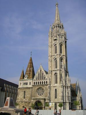 Catedrala Matei Corvin din Budapesta