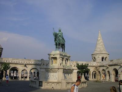 Statuia Szent Istvan