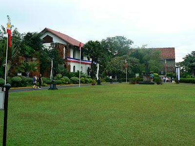 Obiective turistice Filipine: Parcul Jose Rizal