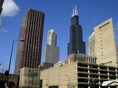 Obiective turistice SUA: Sears Tower Chicago