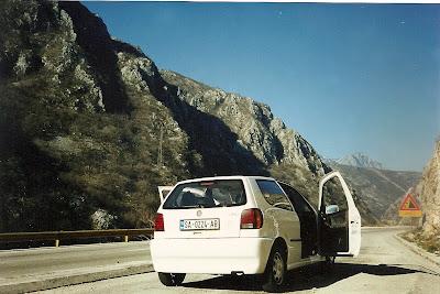 Obiective turistice Bosnia: cheile Neretvei in drum spre Sarajevo