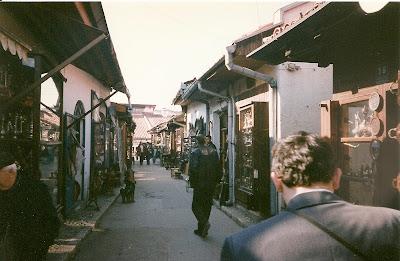 Obiective turistice Sarajevo: Bascjarsja