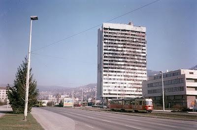 Imagini Sarajevo: Skrupstina