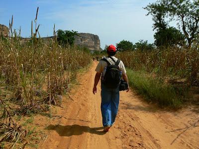 Imagini Pays Dogon: trekking in Africa