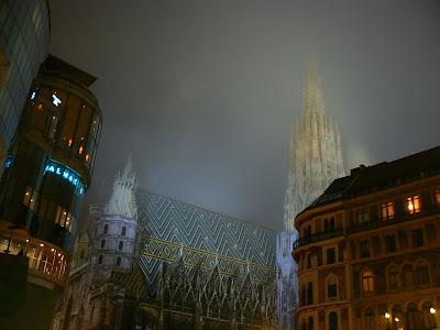 Obiective turistice Austria: Catedrala Sf. Stefan Viena