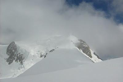 Obiective turistice Franta: Mont Blanc