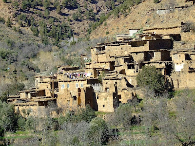 Obiective turistice Maroc: Ait Benhaddou