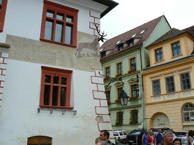 Imagini Romania: Casa cu Cerb Sighisoara