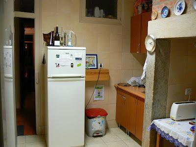 Cazare Portugalia: Spare Rooms Lisabona bucataria