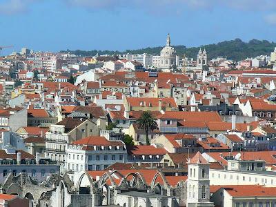 Imagini Portugalia: Bairo Alto Lisabona