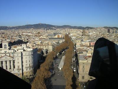 cu Air France la Barcelona - Rambla