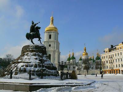 Imagini Ucraina: Sf. Sofia Kiev