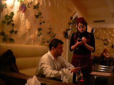 Mancare Ucraina: restaurant tataresc