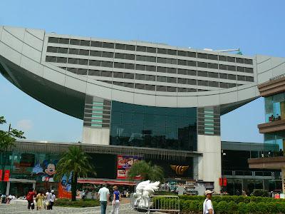 Imagini Hong Kong: Victoria Peak Mall