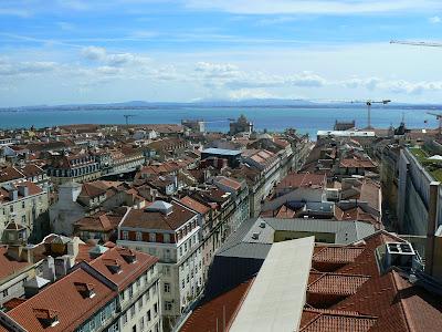 Imagini Portugalia: Baixa Lisabona